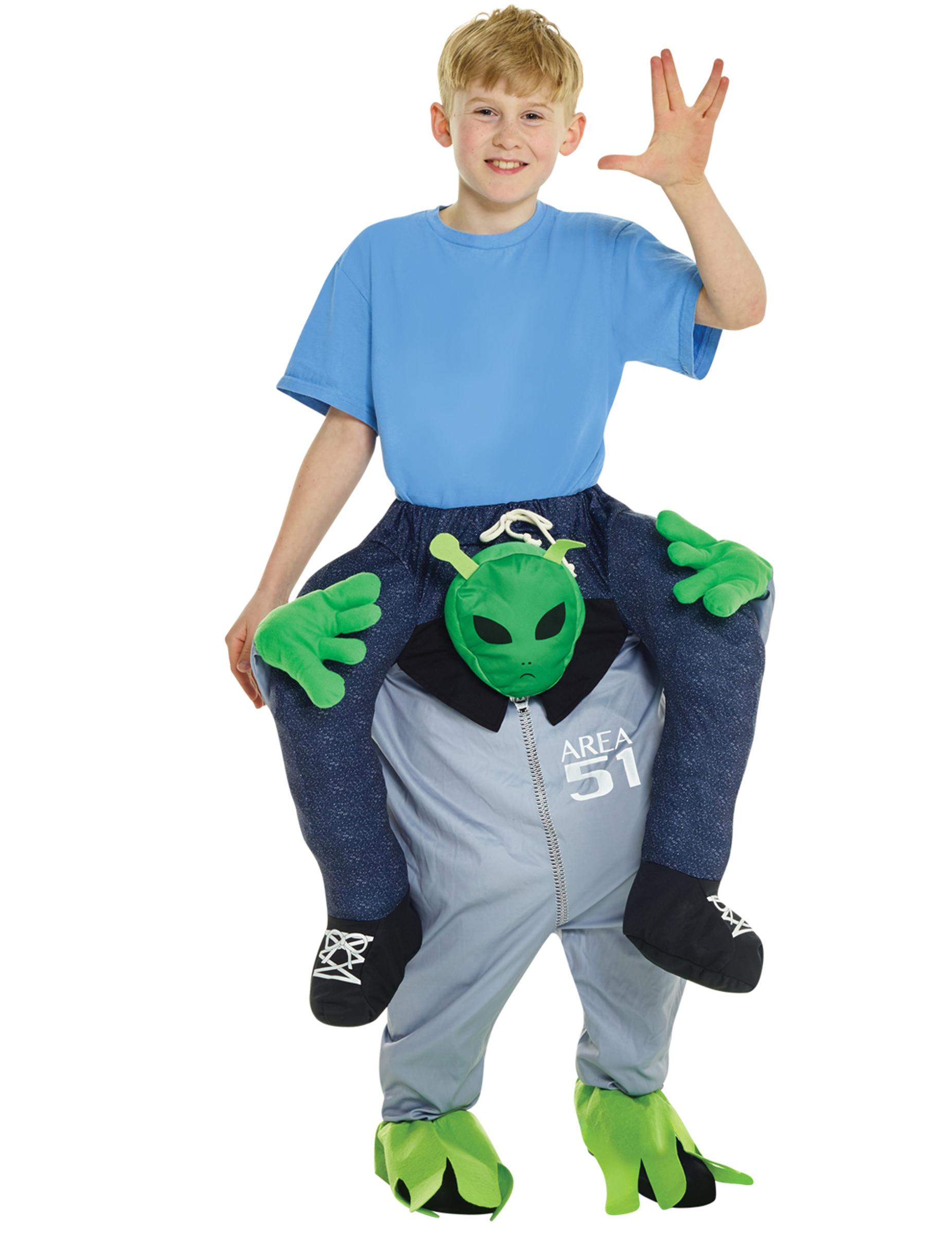 d guisement homme dos d 39 alien enfant deguise toi achat de d guisements enfants. Black Bedroom Furniture Sets. Home Design Ideas