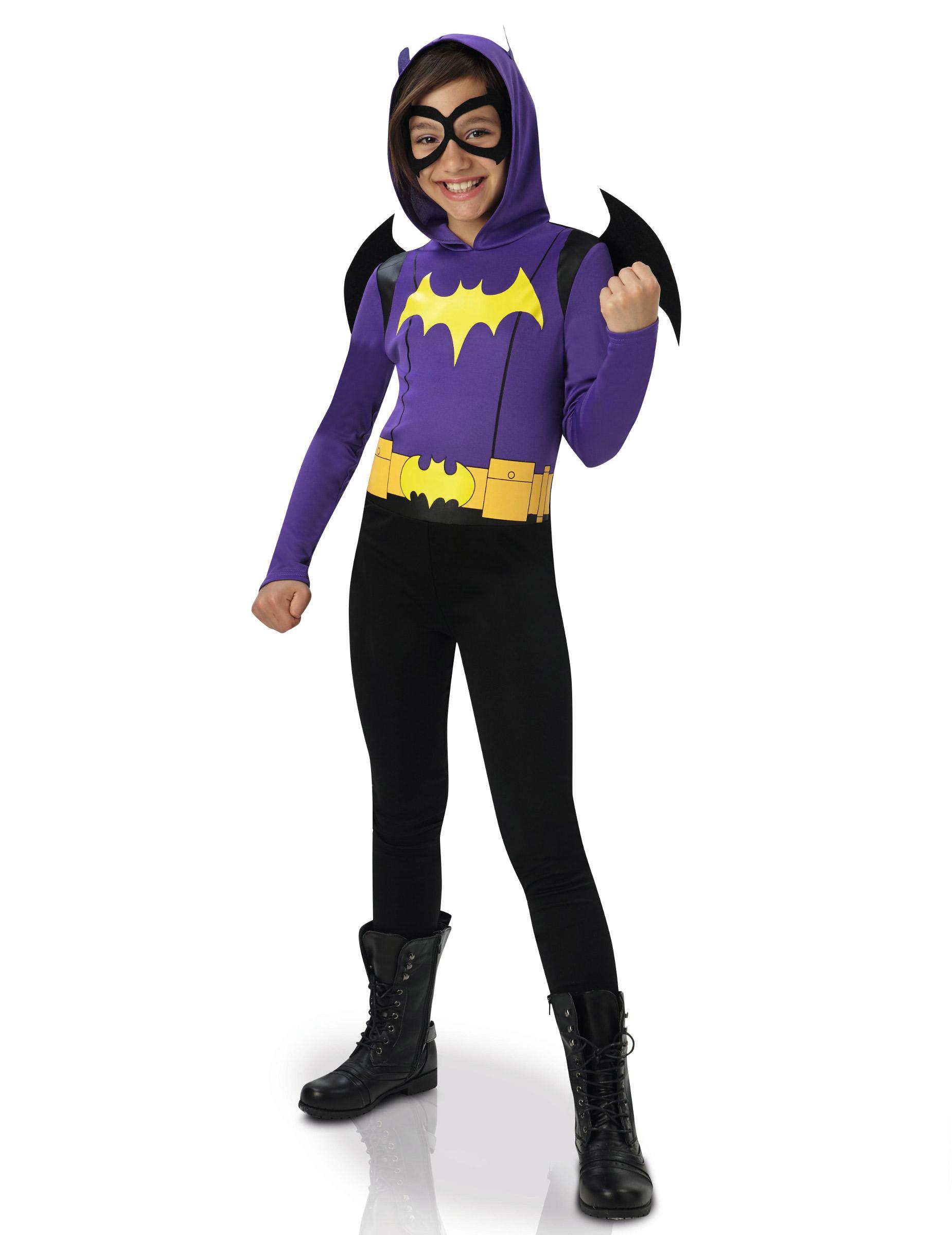 D guisement classique batgirl super hero girls fille deguise toi achat de d guisements enfants - Image super heros fille ...