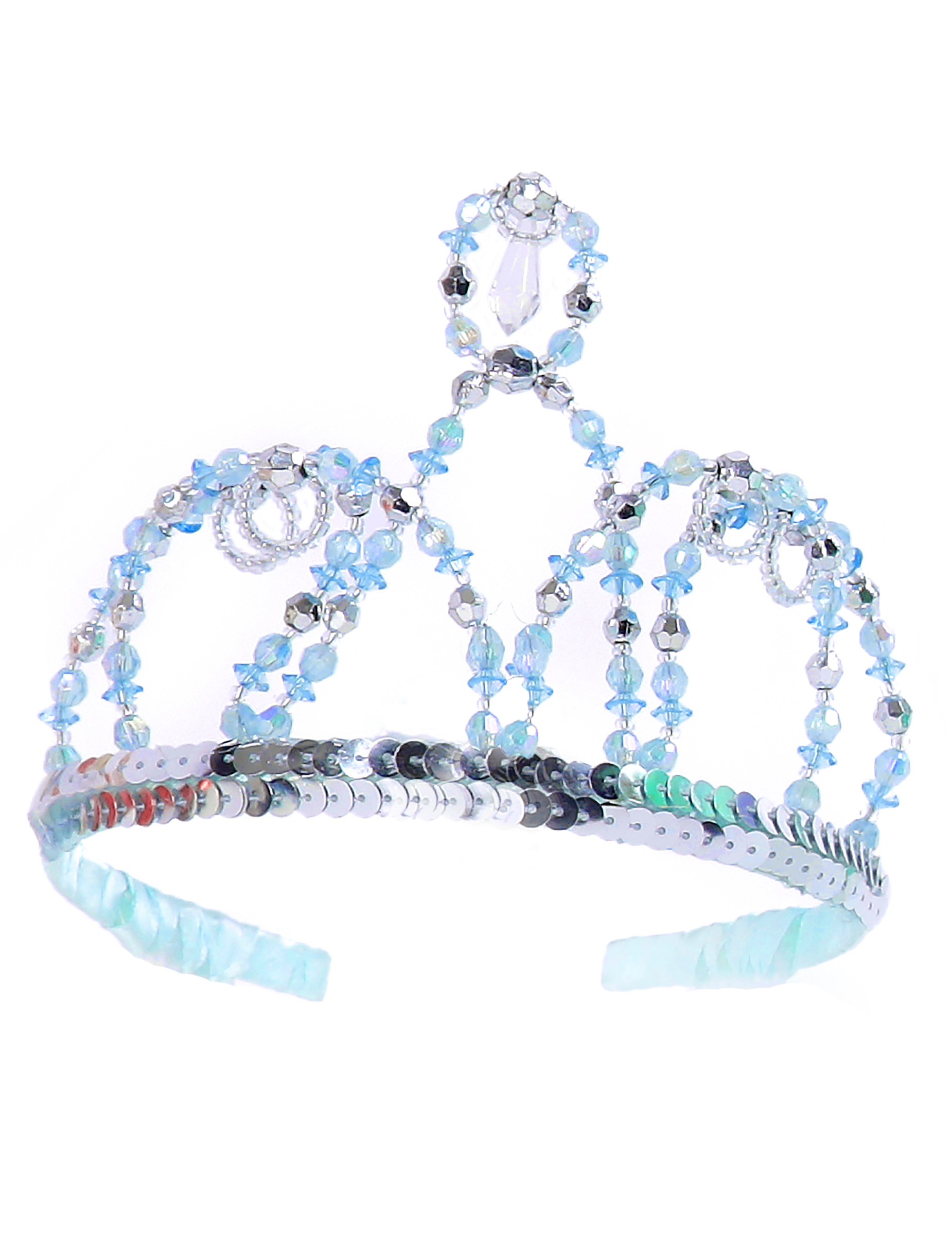 couronne princesse bleue fille - Couronne Princesse Adulte
