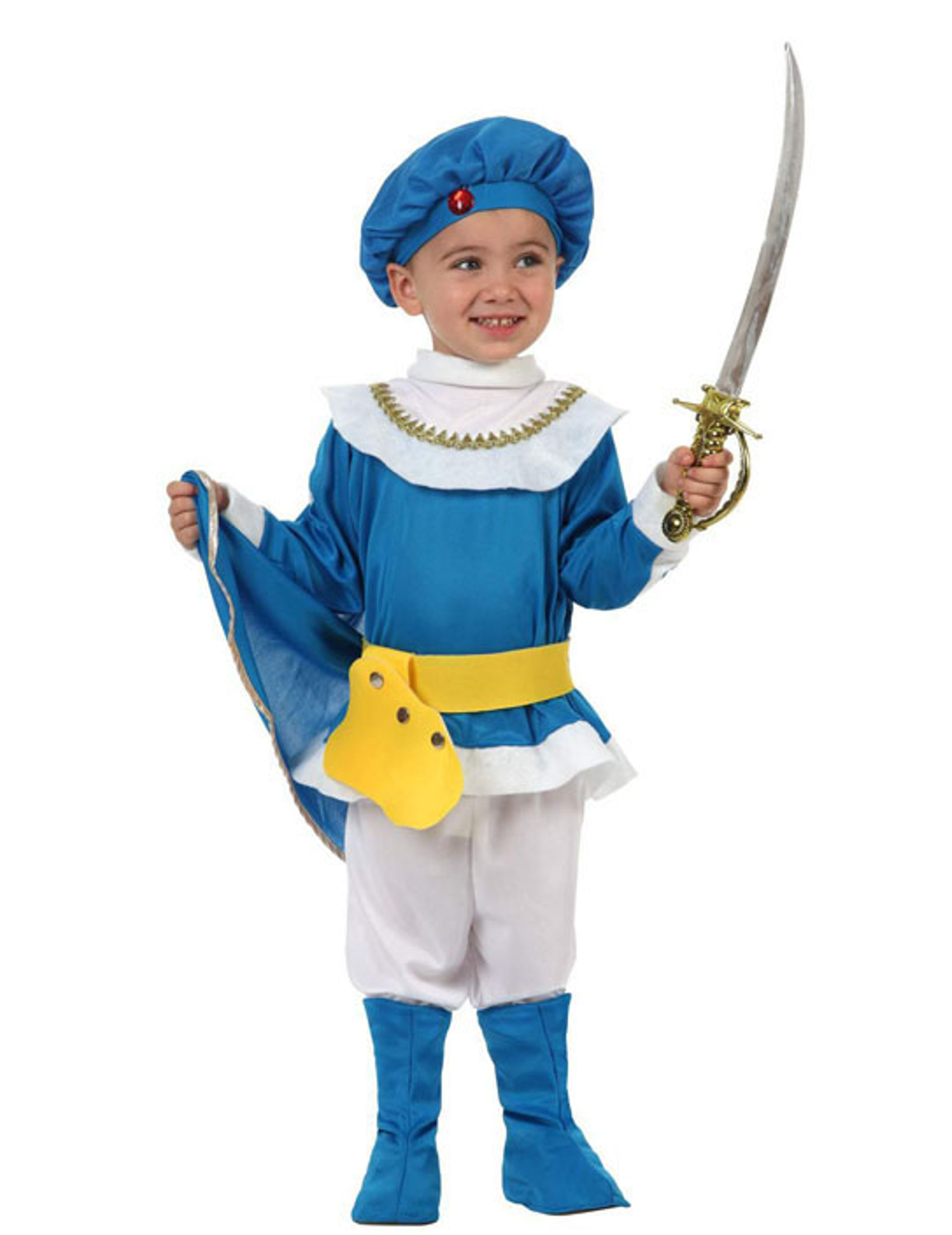 2ad2098977fb6 Déguisement petit prince bleu garçon   Deguise-toi