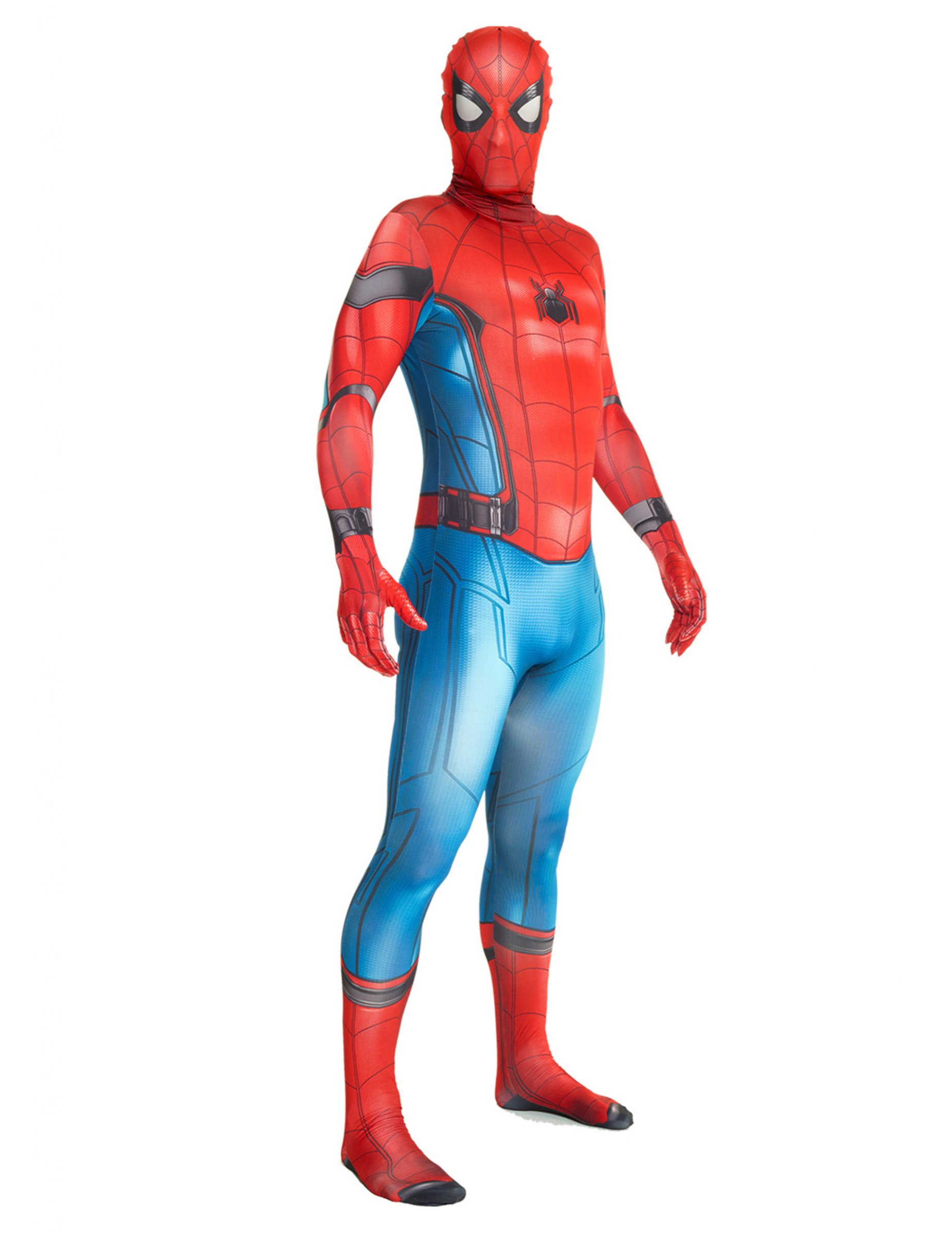 costume spiderman adulte. Black Bedroom Furniture Sets. Home Design Ideas