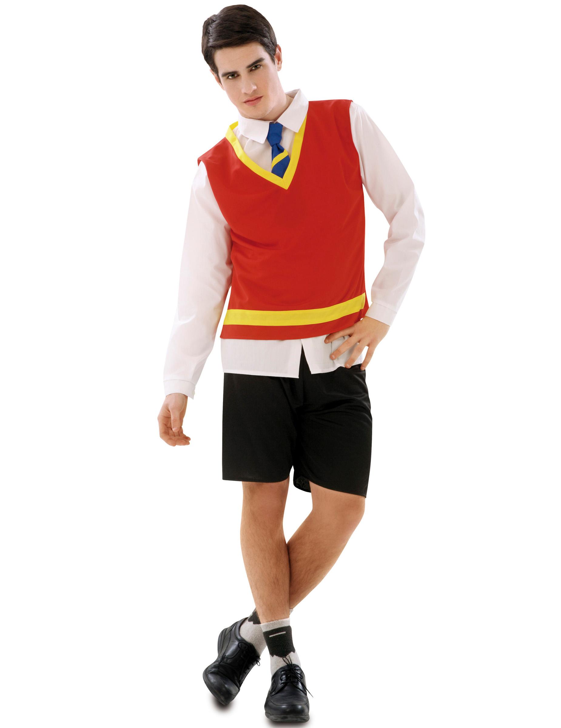 Ecolier déguisement écolier homme : deguise-toi, achat de déguisements adultes