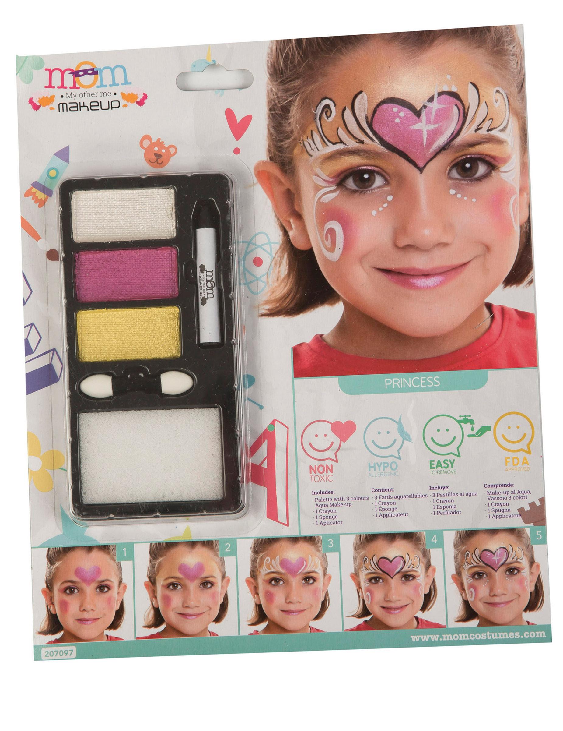 maquillage princesse perle fille deguise toi achat de. Black Bedroom Furniture Sets. Home Design Ideas