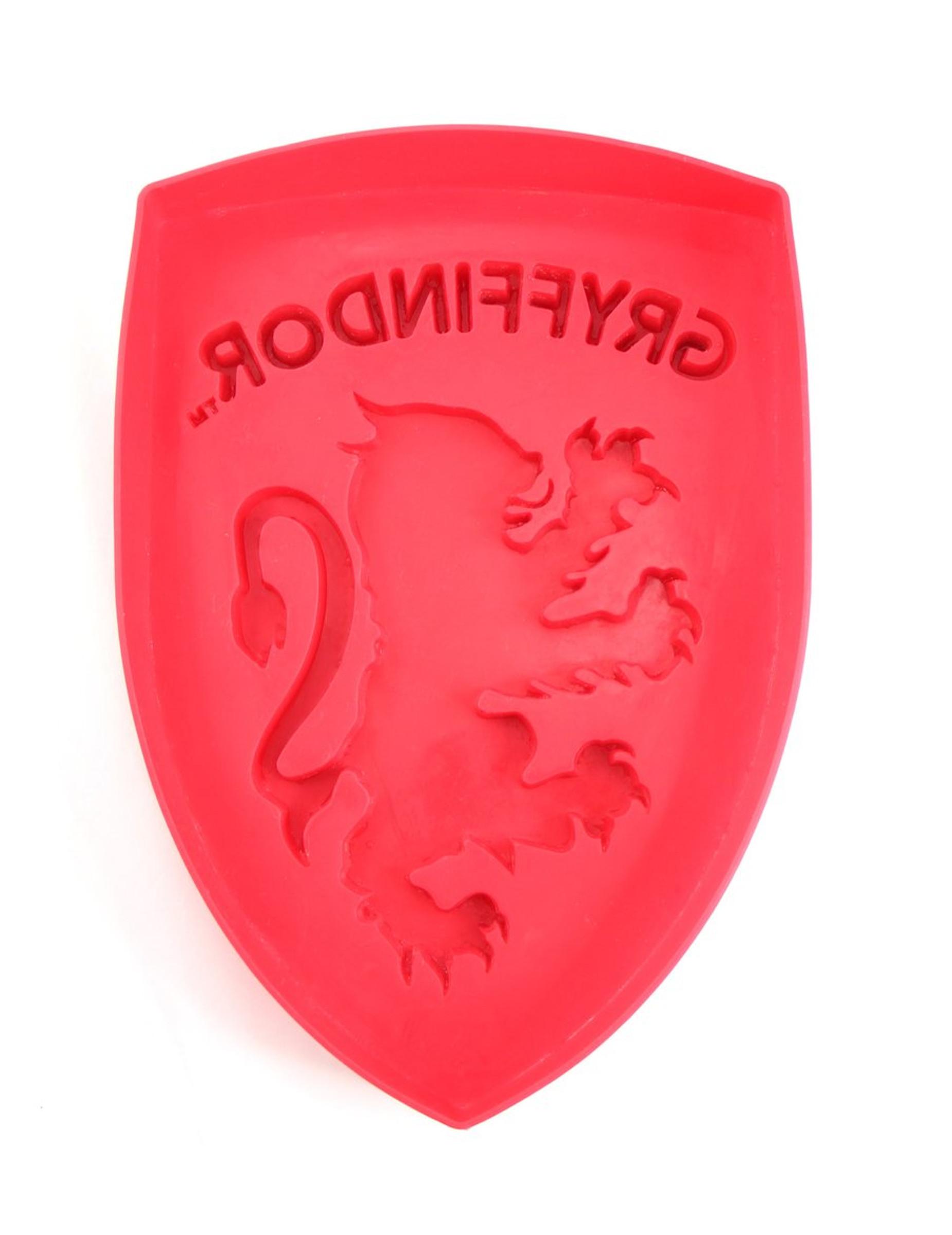 Moule g teau en silicone gryffindor harry potter rouge 27 x 18 5 cm deguise toi achat de - Moule a gateau silicone ...