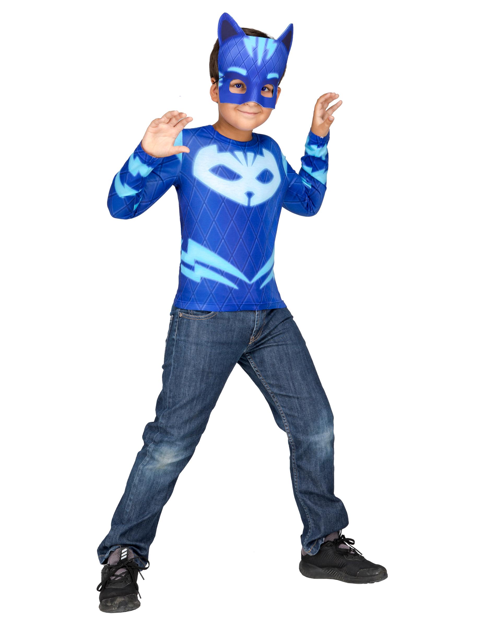 d guisement yoyo catboy pyjamasques enfant deguise toi achat de d guisements enfants. Black Bedroom Furniture Sets. Home Design Ideas