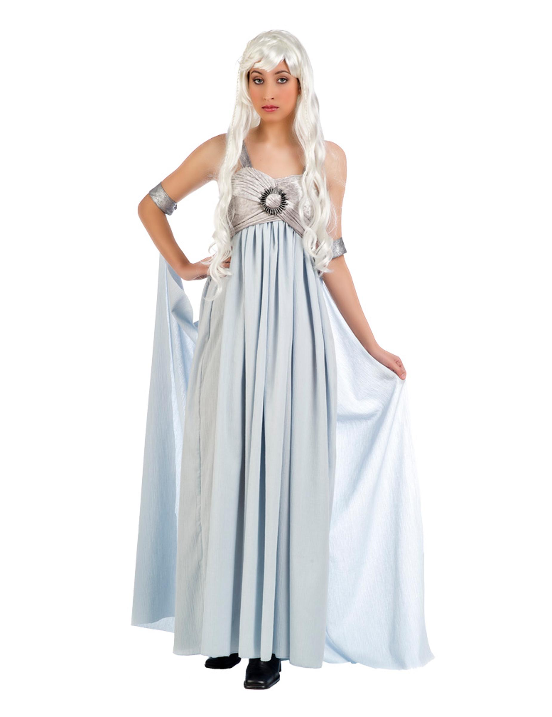 e9c2b63c05edd Déguisement robe de princesse bleue femme   Deguise-toi, achat de ...