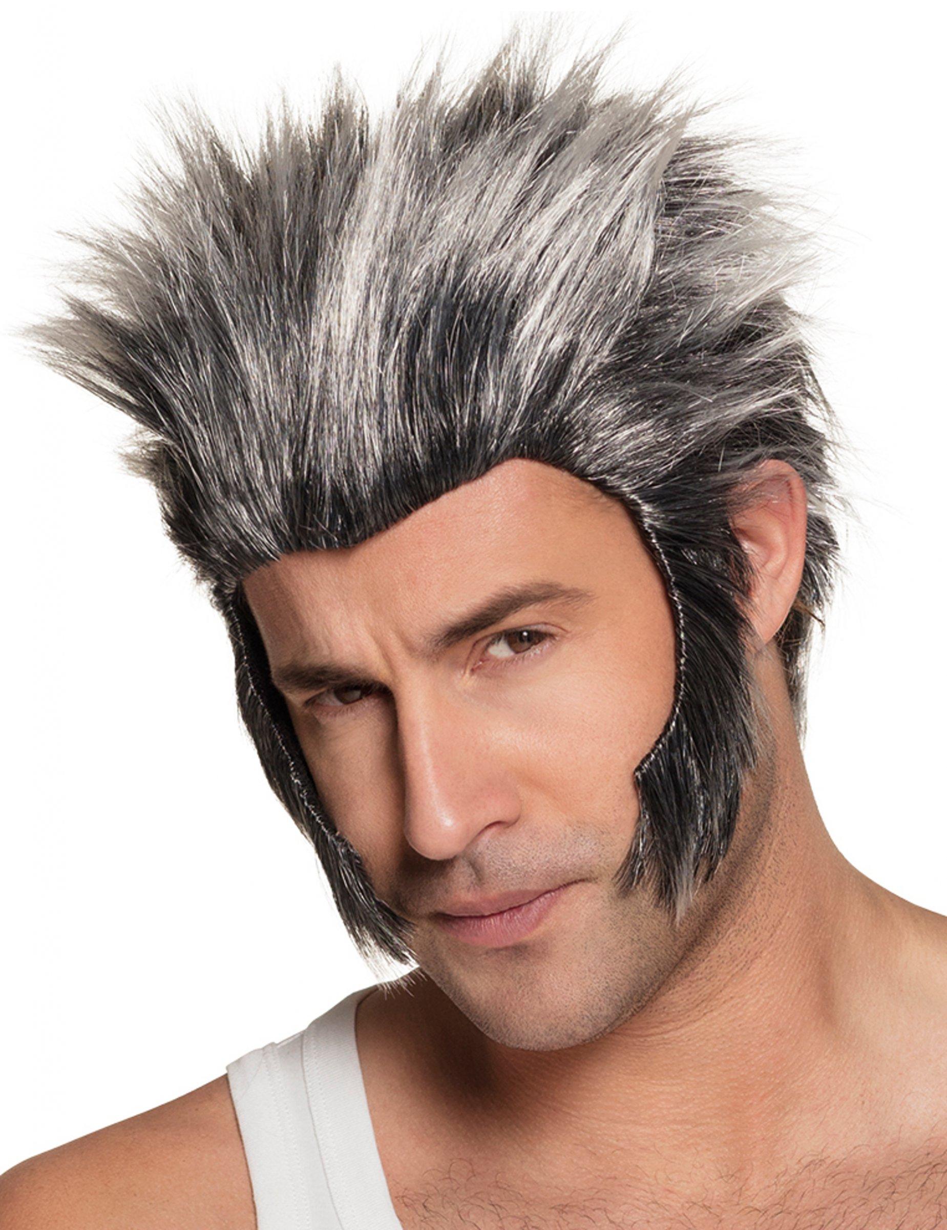 Perruques Argenté / gris, vente de perruques