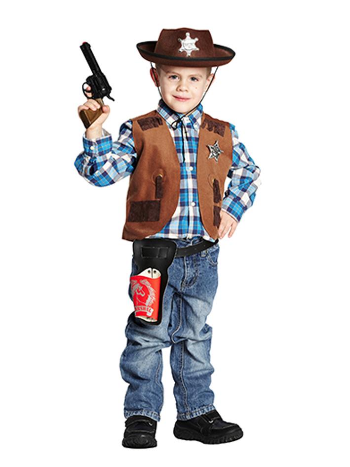veste cowboy enfant deguise toi achat de d guisements enfants. Black Bedroom Furniture Sets. Home Design Ideas