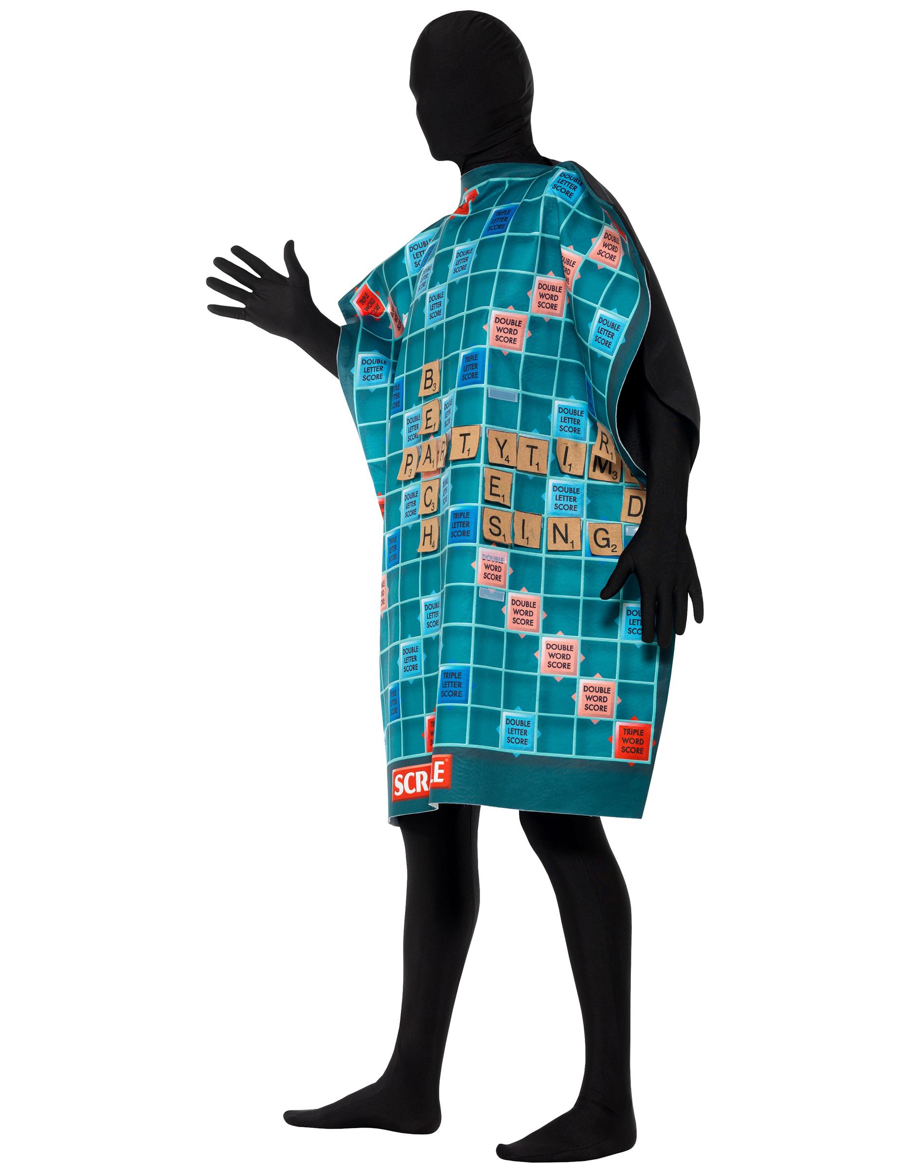 Déguisement jeu de Scrabble™ adulte   Deguise-toi eaa3c75df6a