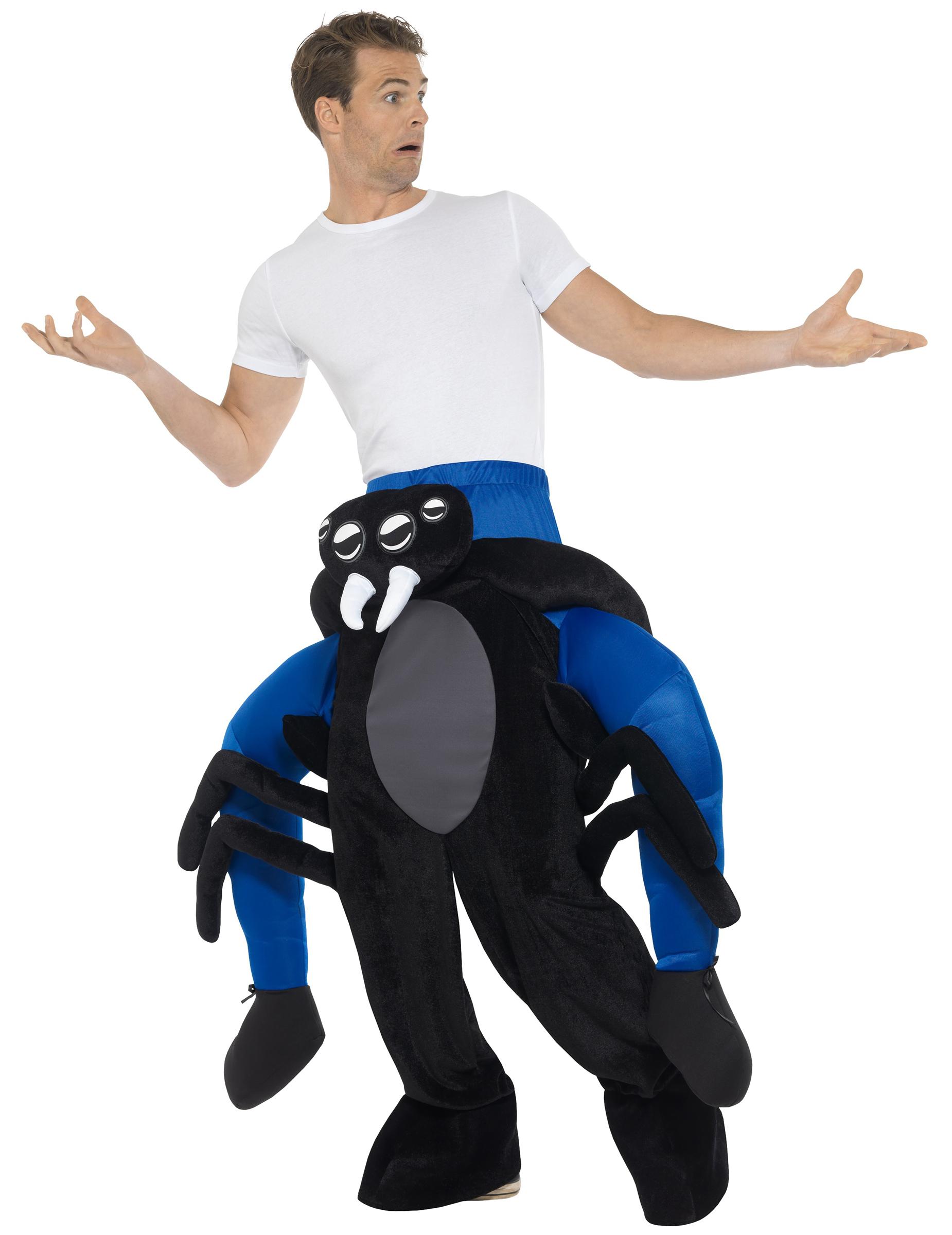 d guisement homme dos d 39 araign e adulte deguise toi achat de d guisements adultes. Black Bedroom Furniture Sets. Home Design Ideas