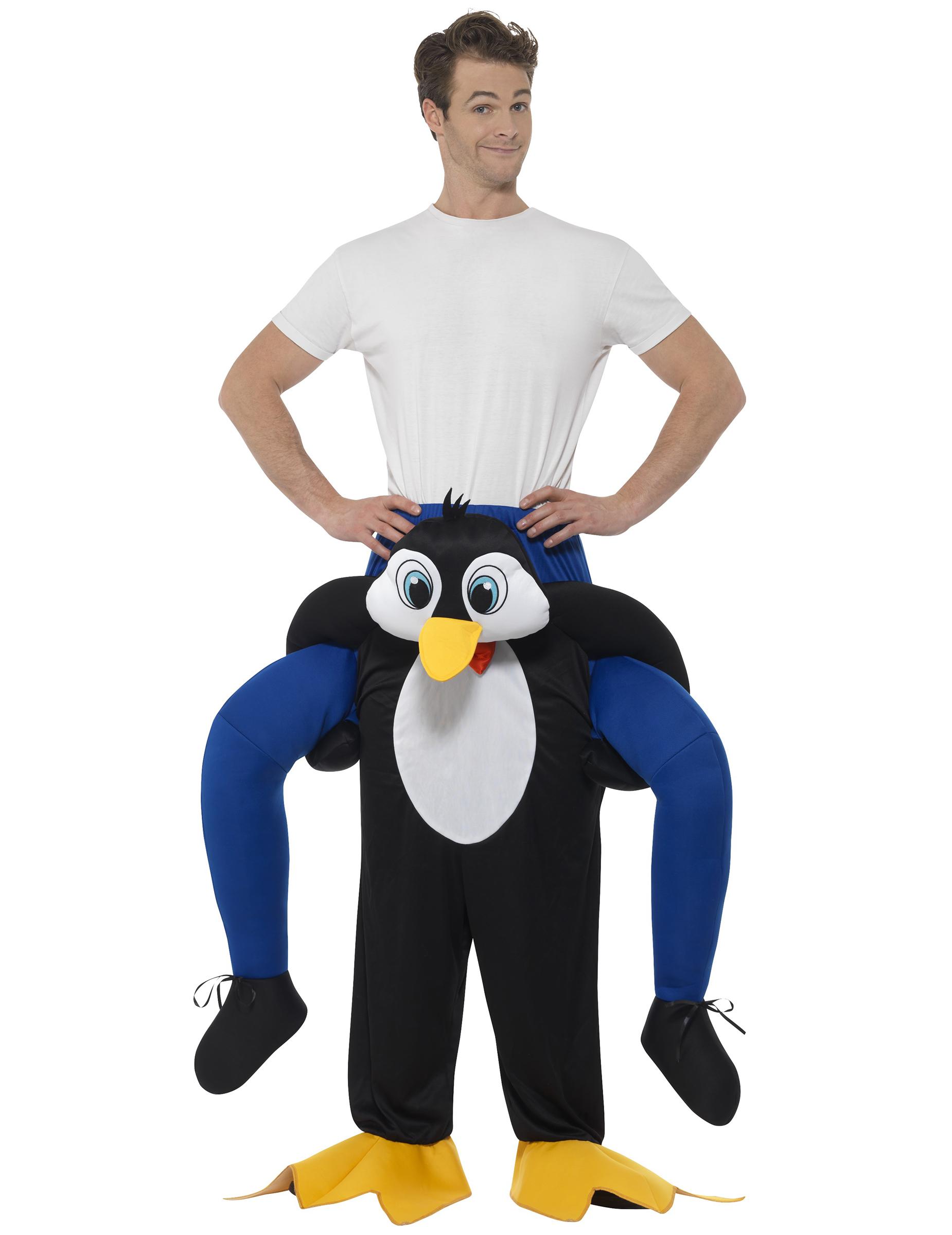d guisement homme dos de pingouin adulte deguise toi achat de d guisements adultes. Black Bedroom Furniture Sets. Home Design Ideas