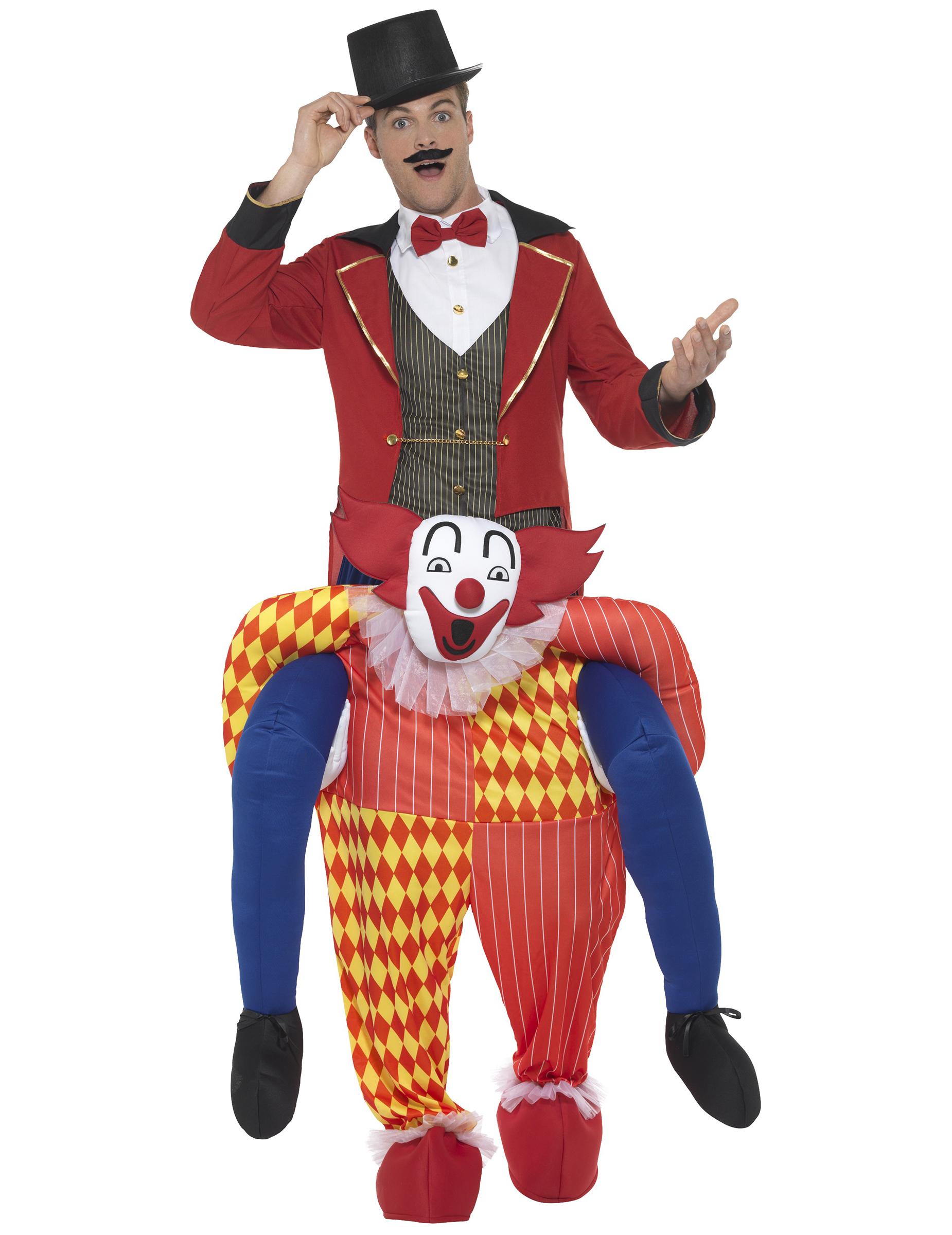 d guisement homme dos de clown adulte deguise toi achat de d guisements adultes. Black Bedroom Furniture Sets. Home Design Ideas