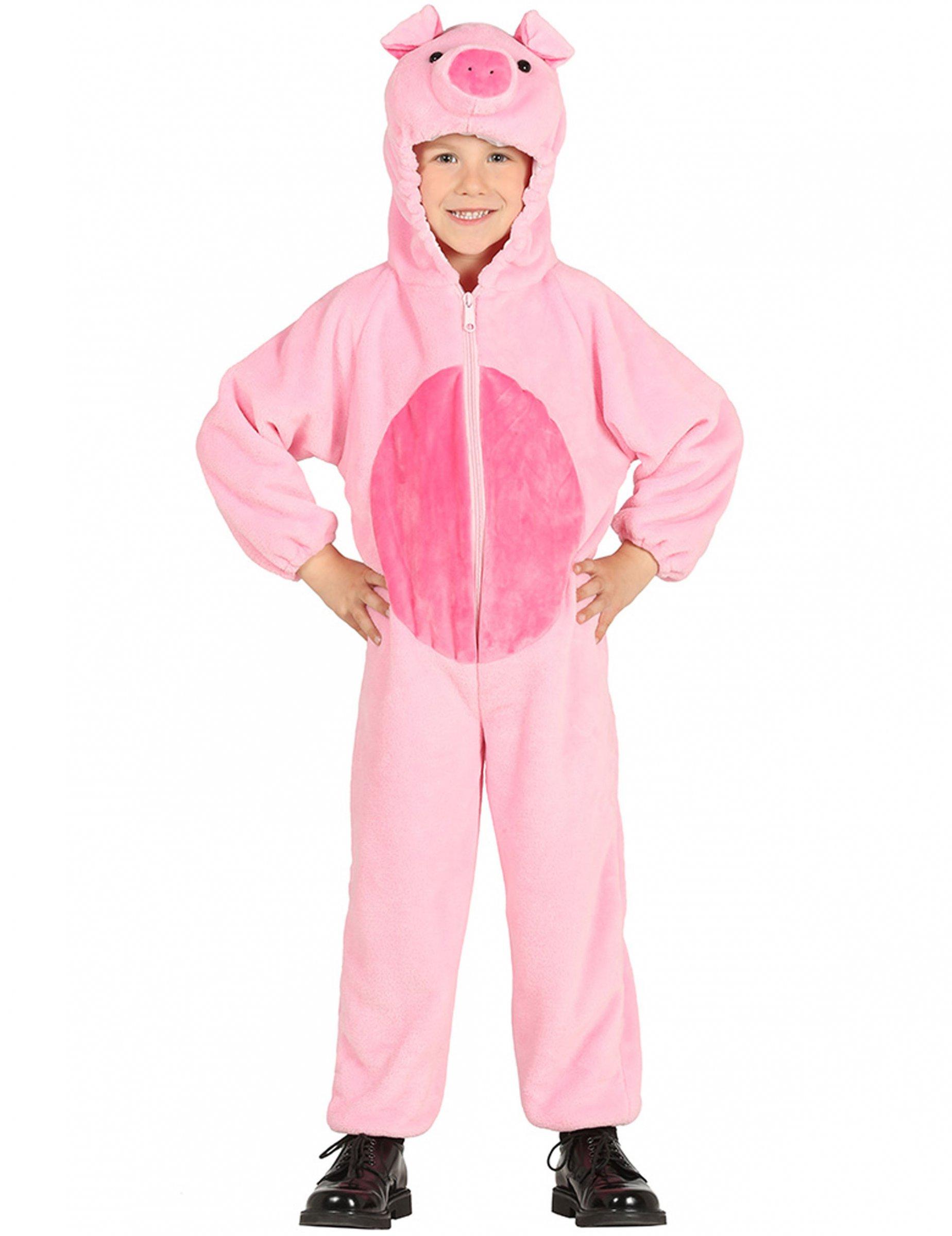 Déguisement cochon rose enfant   Deguise-toi, achat de Déguisements ... 5923a5f4cc43
