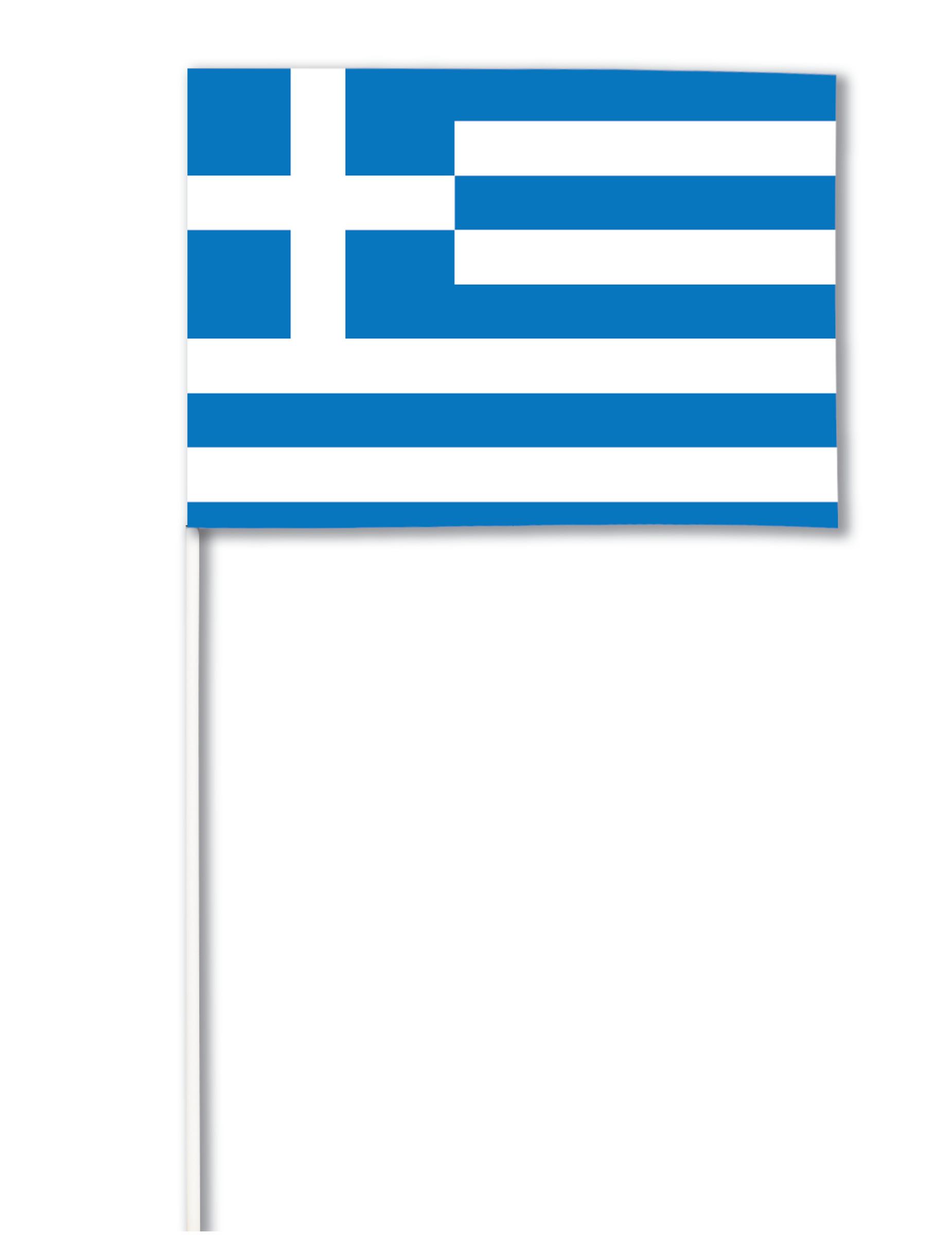 Grèce drapeau