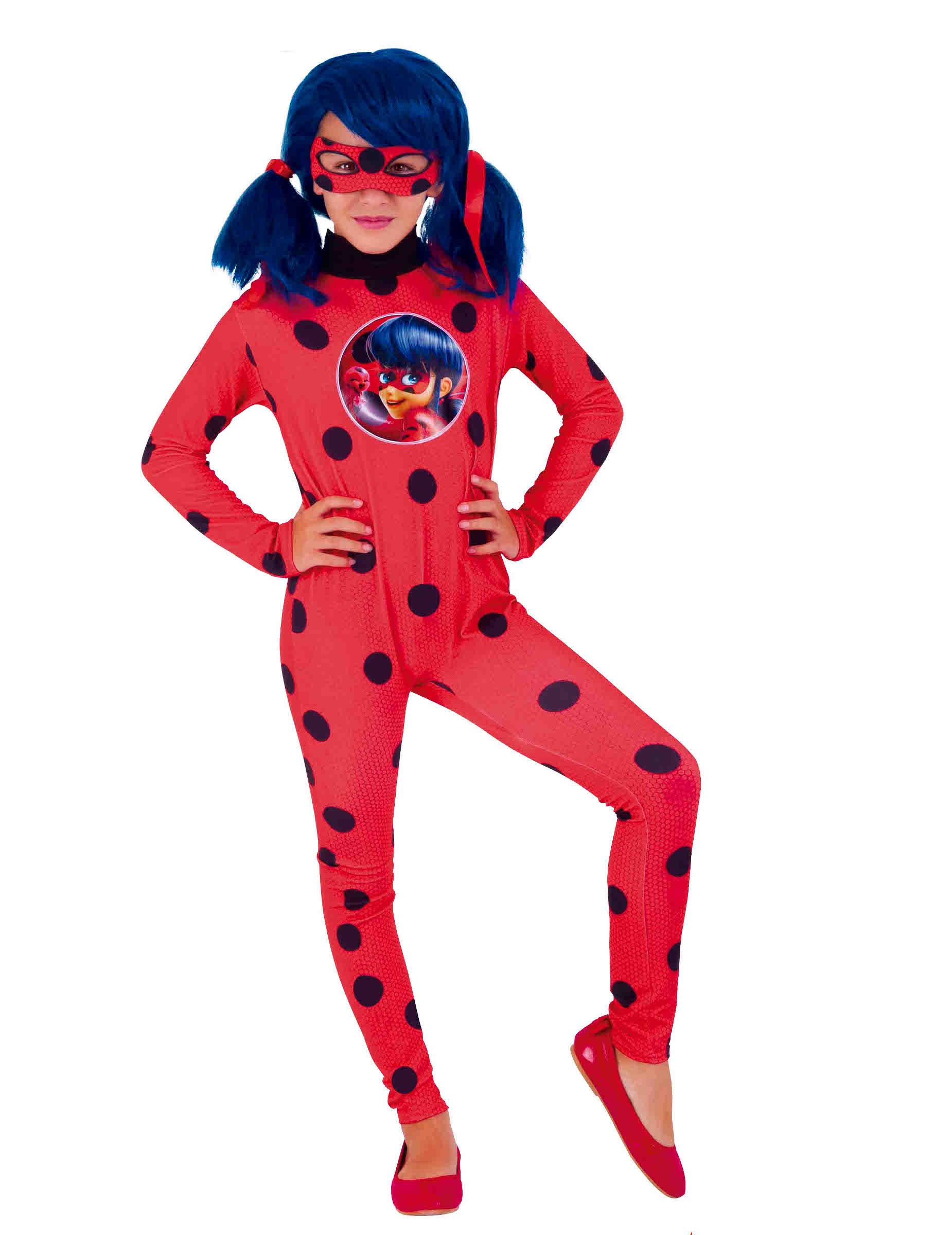 d guisement combinaison ladybug fille deguise toi achat de d guisements enfants. Black Bedroom Furniture Sets. Home Design Ideas