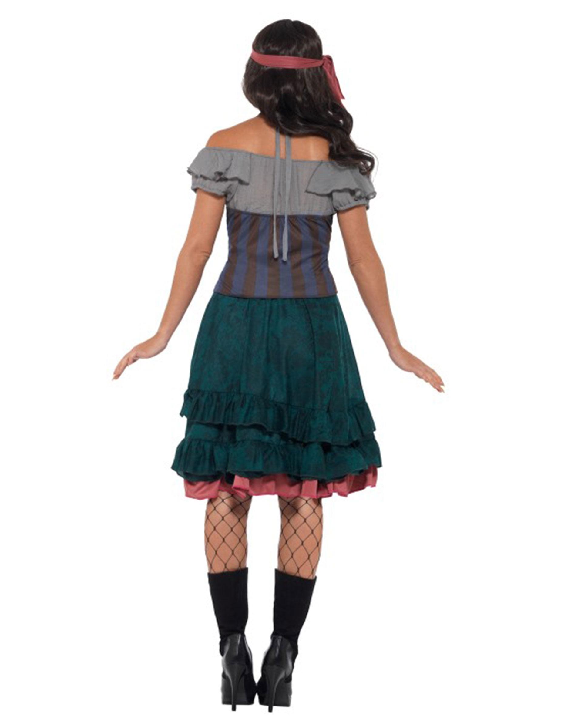 Deguisement Matelot Pirate Femme