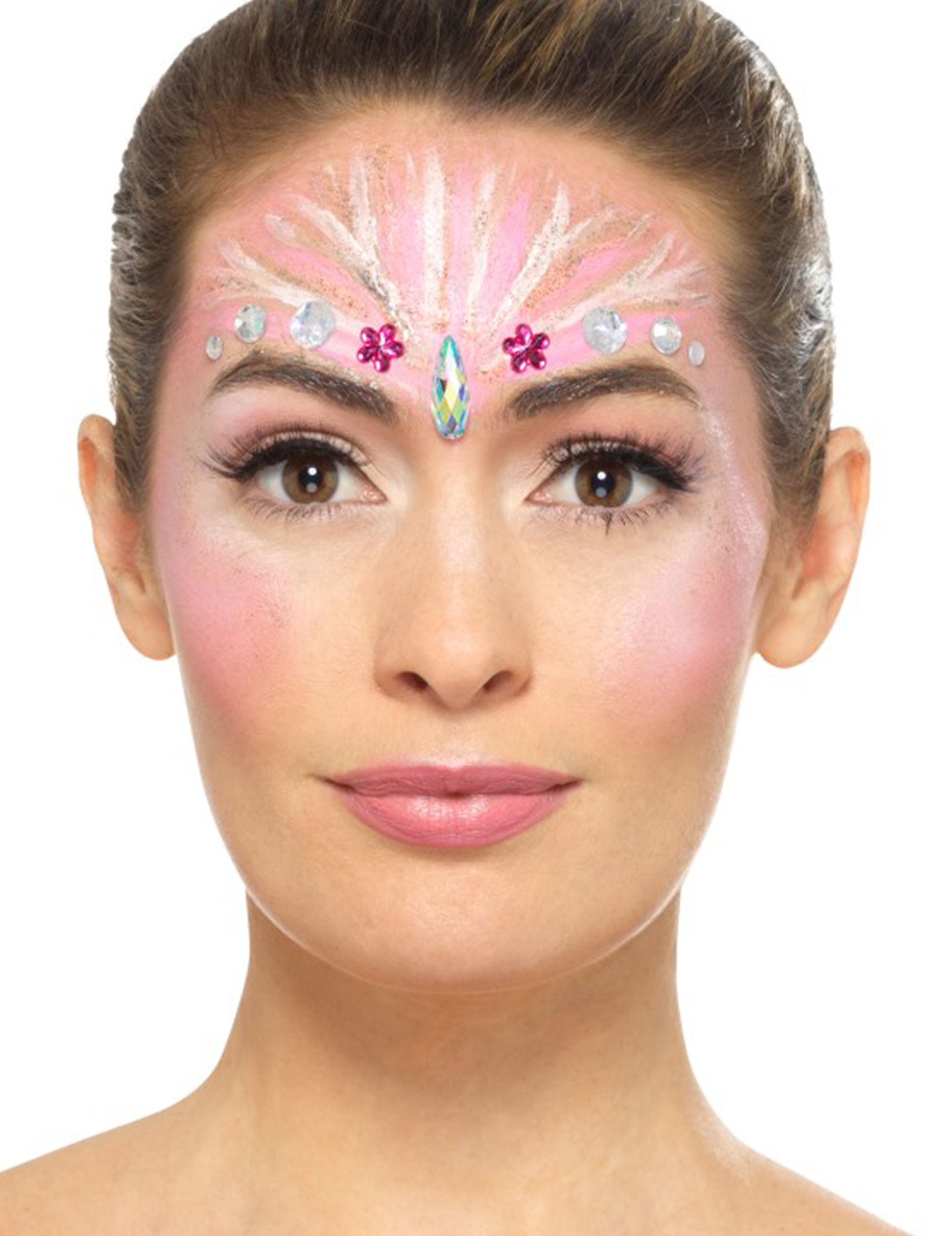 Kit maquillage licorne femme,4