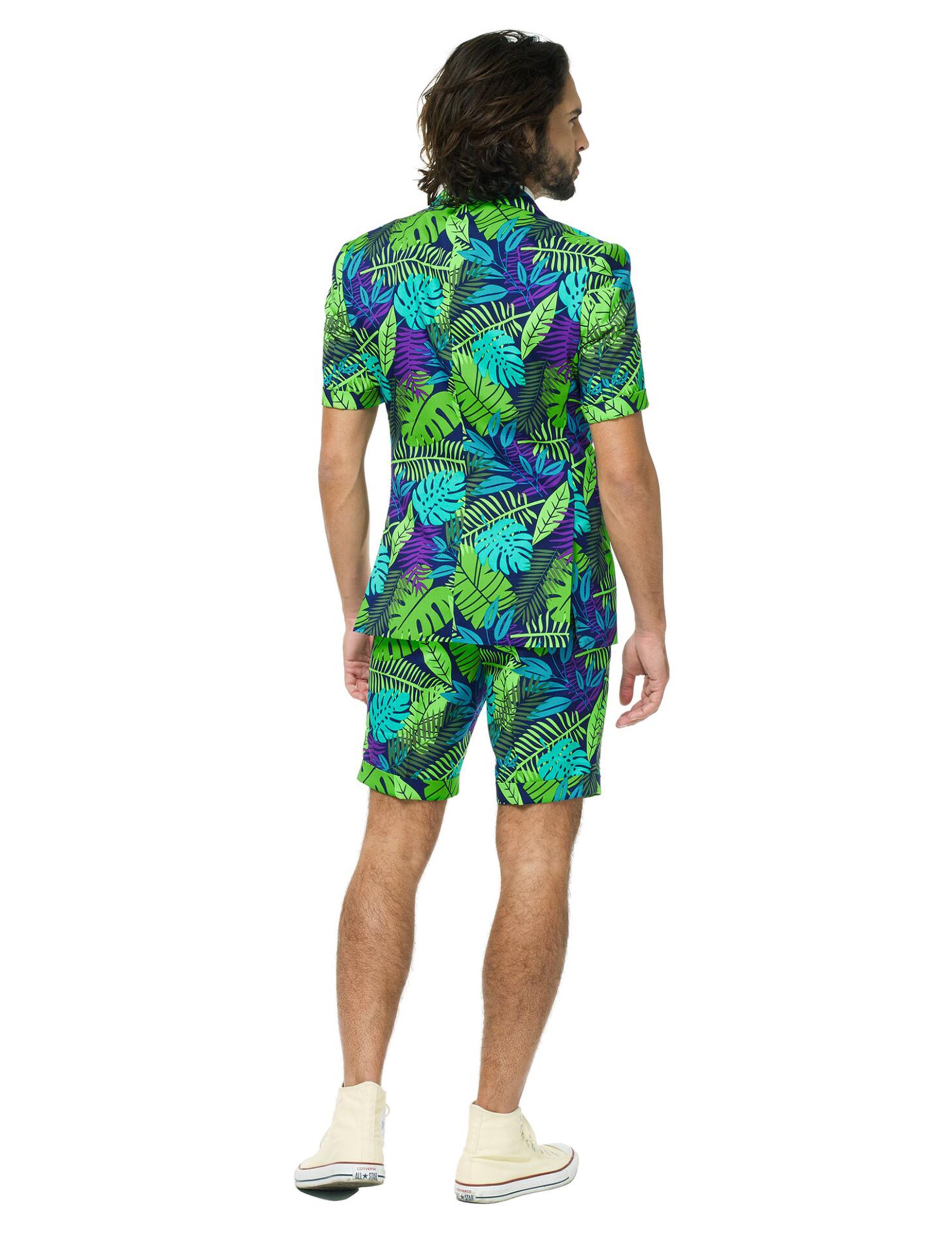 costume d 39 t mr juicy jungle homme opposuits deguise toi achat de d guisements adultes. Black Bedroom Furniture Sets. Home Design Ideas
