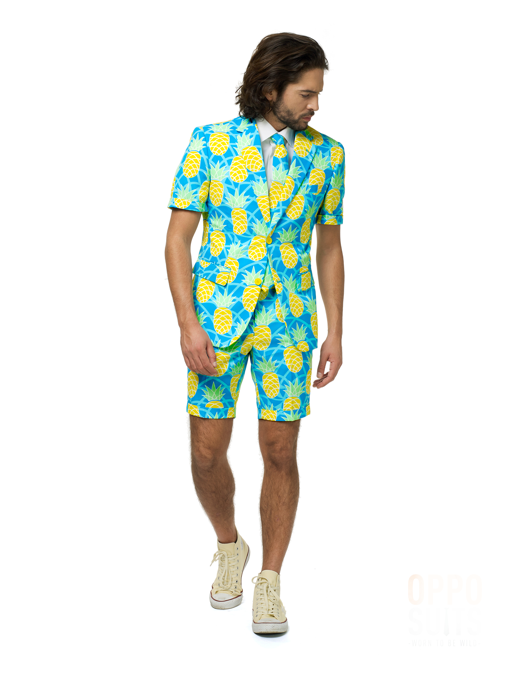 Costume Dété Mr Shineapple Homme Opposuits