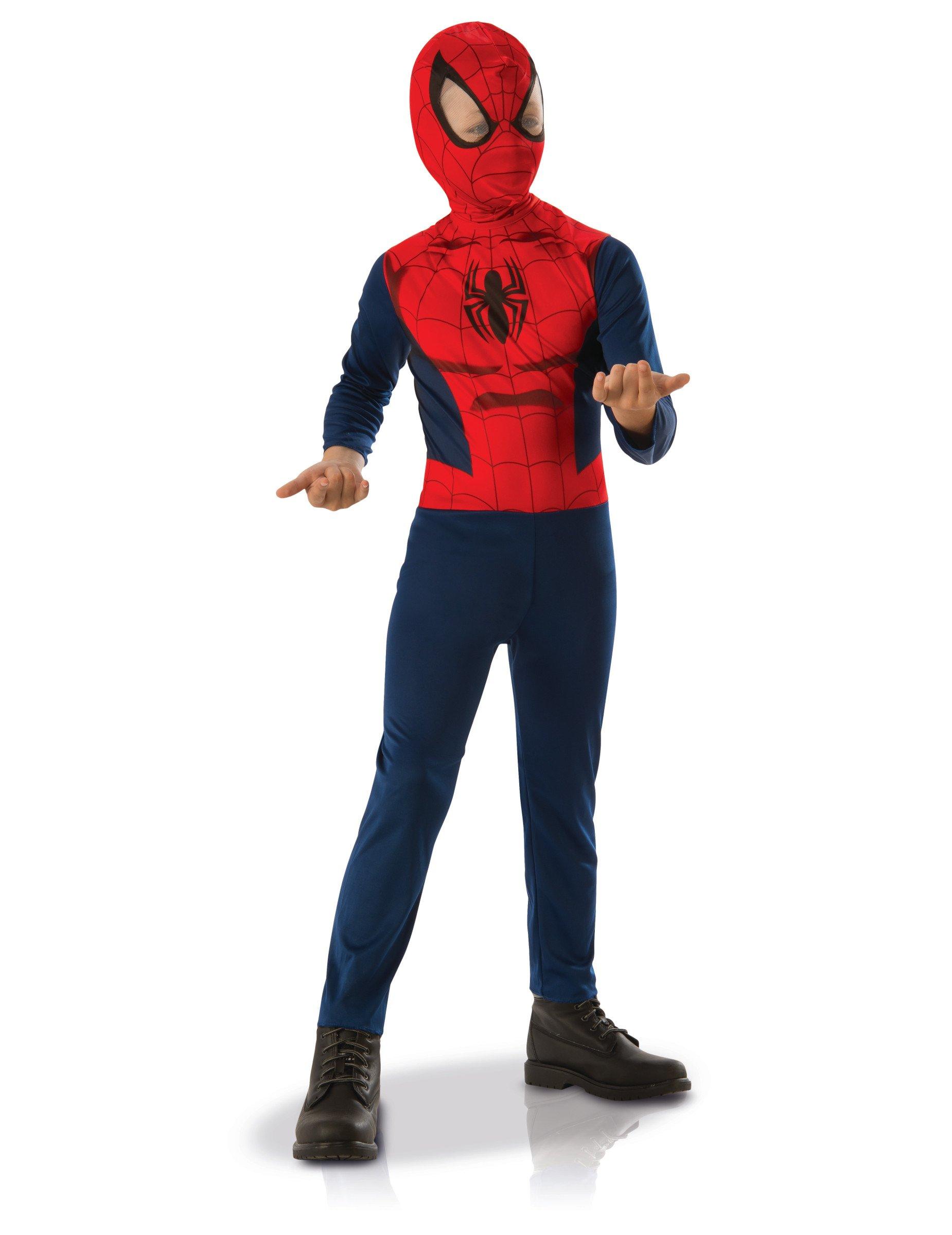 Spiderman Haut à manches longues taille 3-4 ans