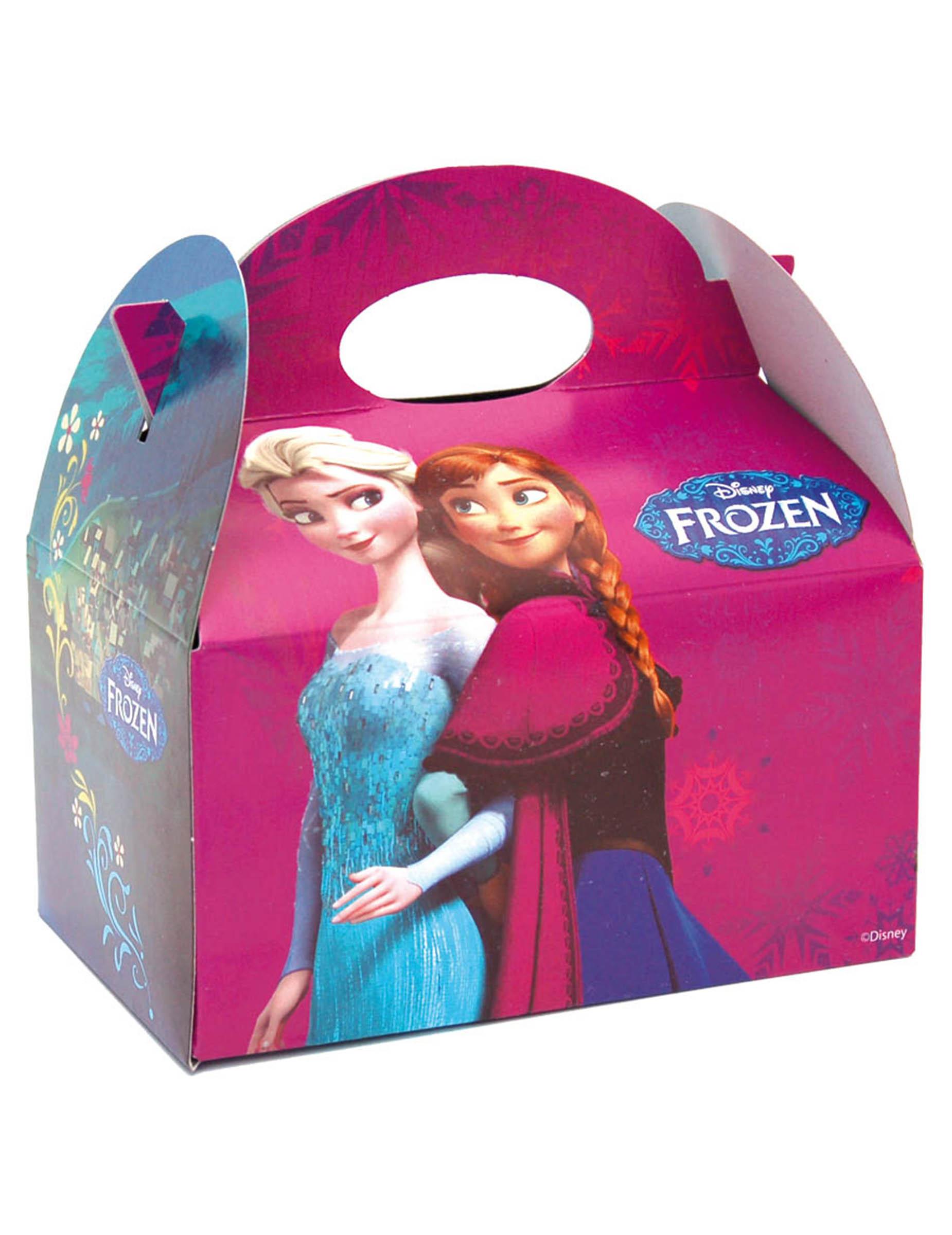 Bo te cadeaux la reine des neiges 16 x 10 5 x 16 cm deguise toi achat de decoration - Boite a bijoux reine des neiges ...