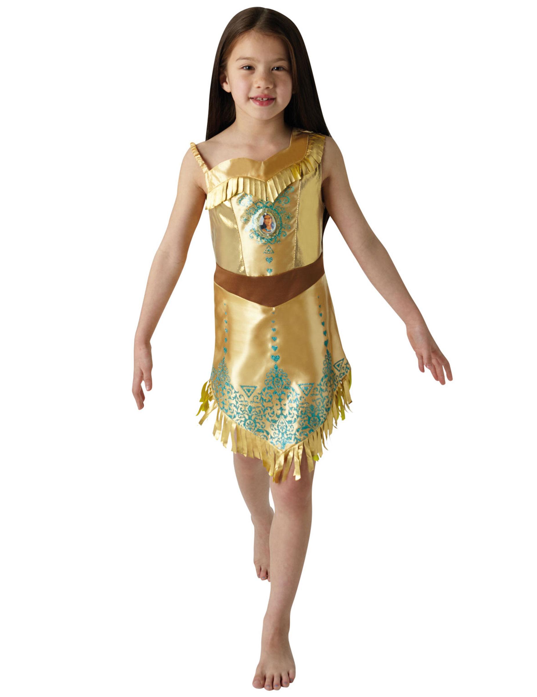 Déguisement Princesse Pocahontas Fille Deguise Toi Achat De Déguisements Enfants