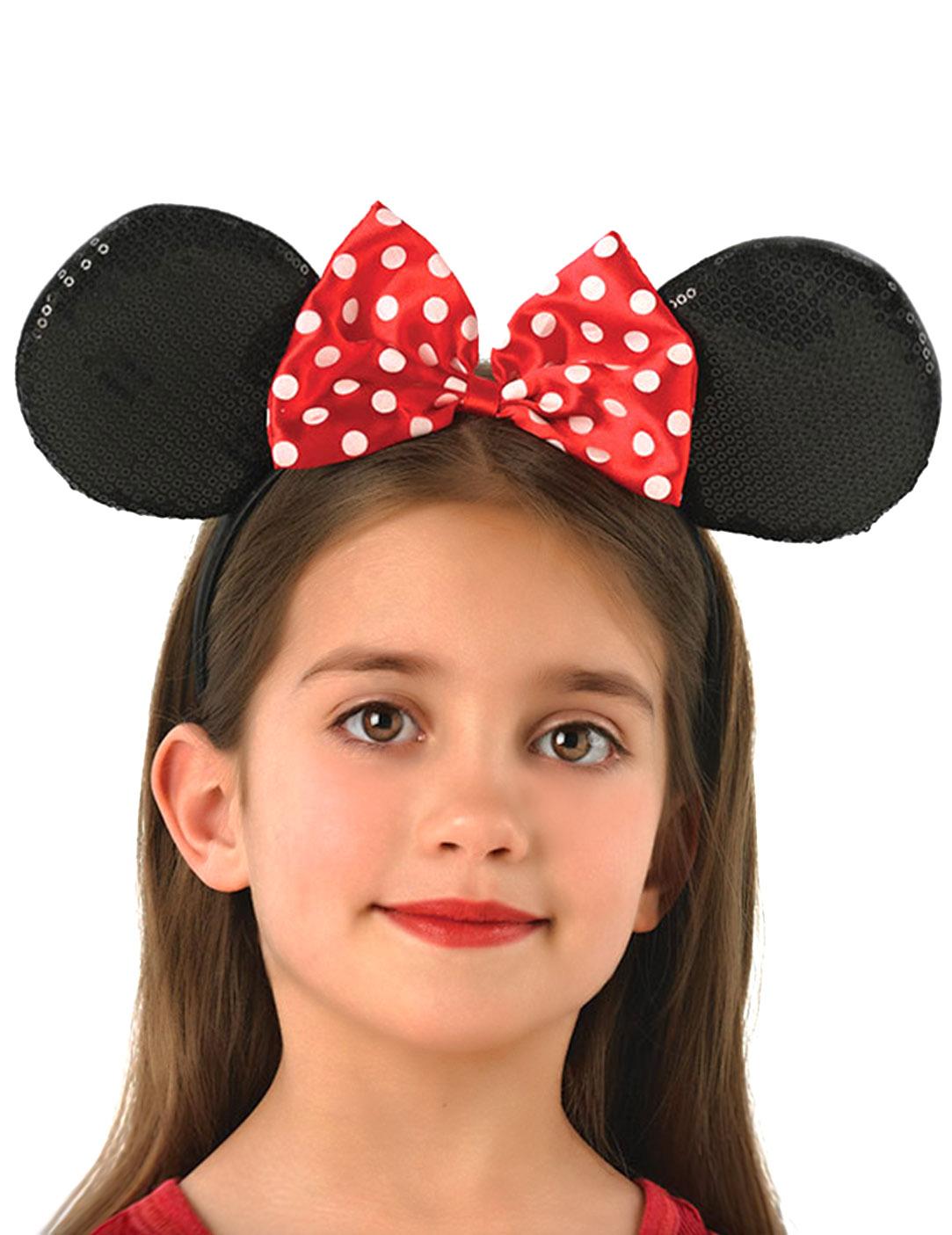 2ced7aaba03 Serre-tête Minnie™ enfant   Deguise-toi