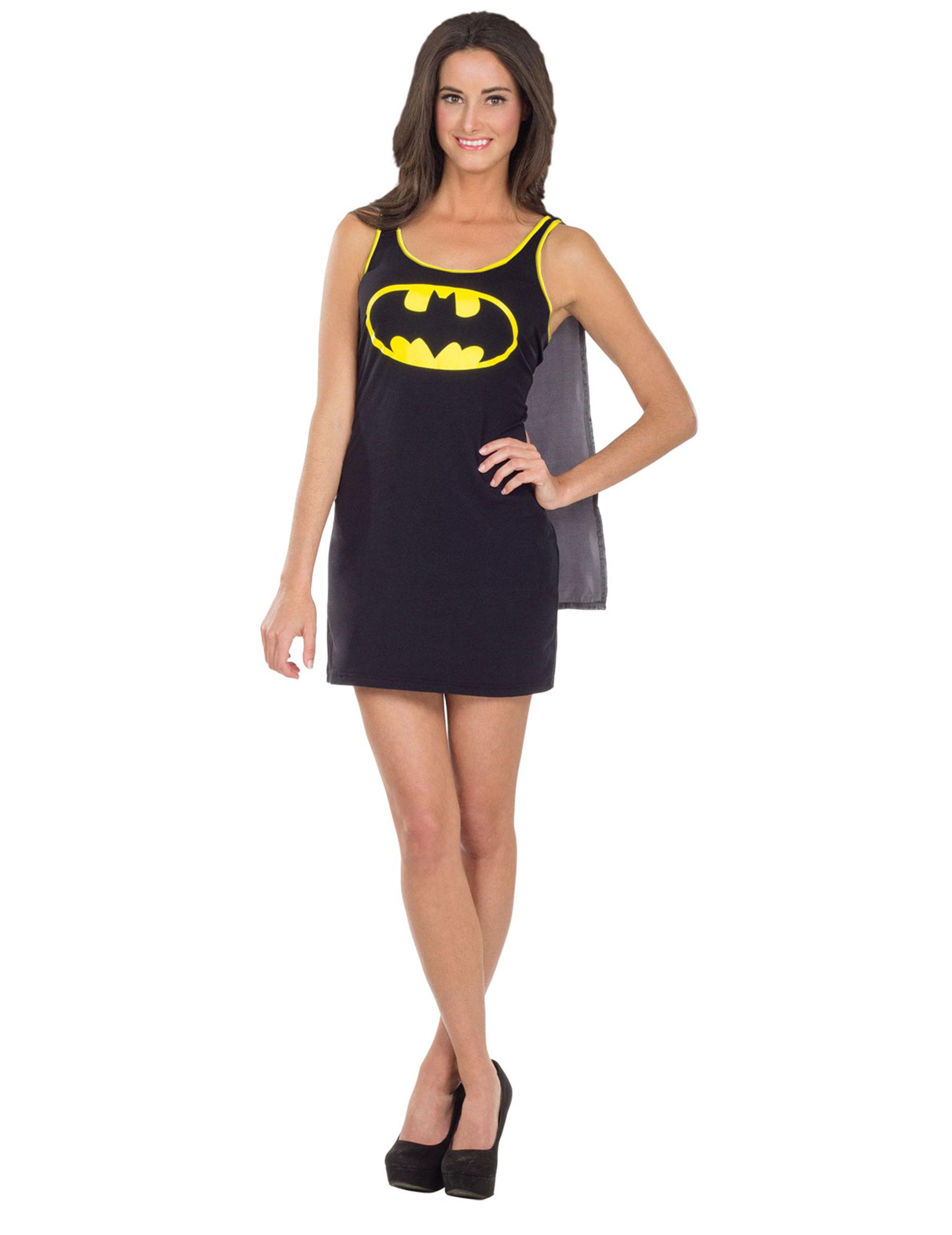 d guisement robe batgirl femme deguise toi achat de d guisements adultes. Black Bedroom Furniture Sets. Home Design Ideas
