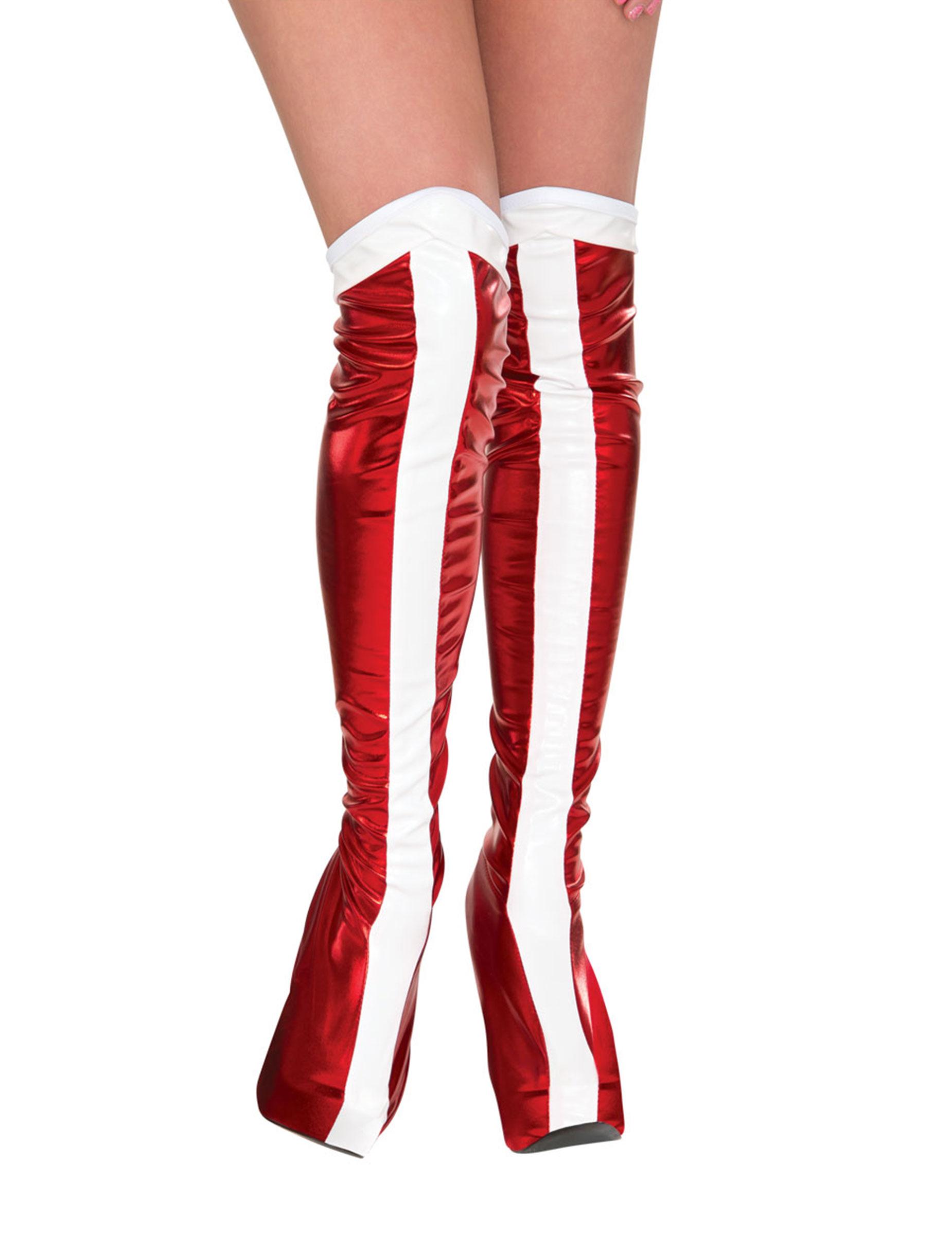 Sur,bottes Wonder Woman™ femme