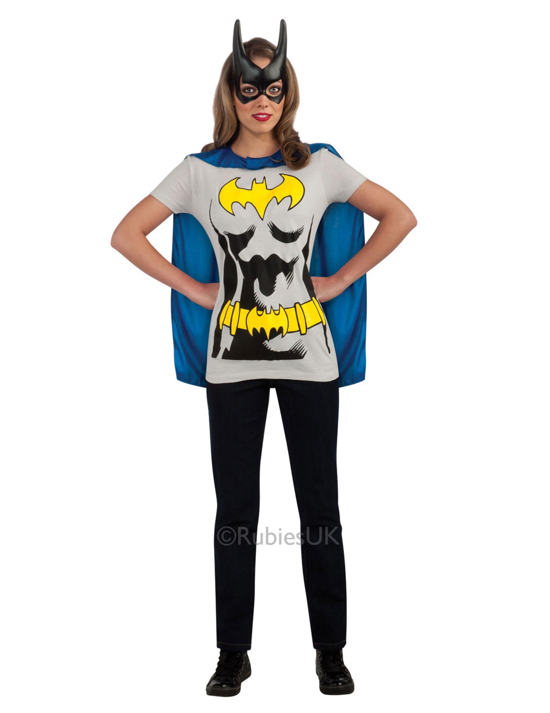 T Femme Batgirl™ Masque Et Shirt n08vmNw