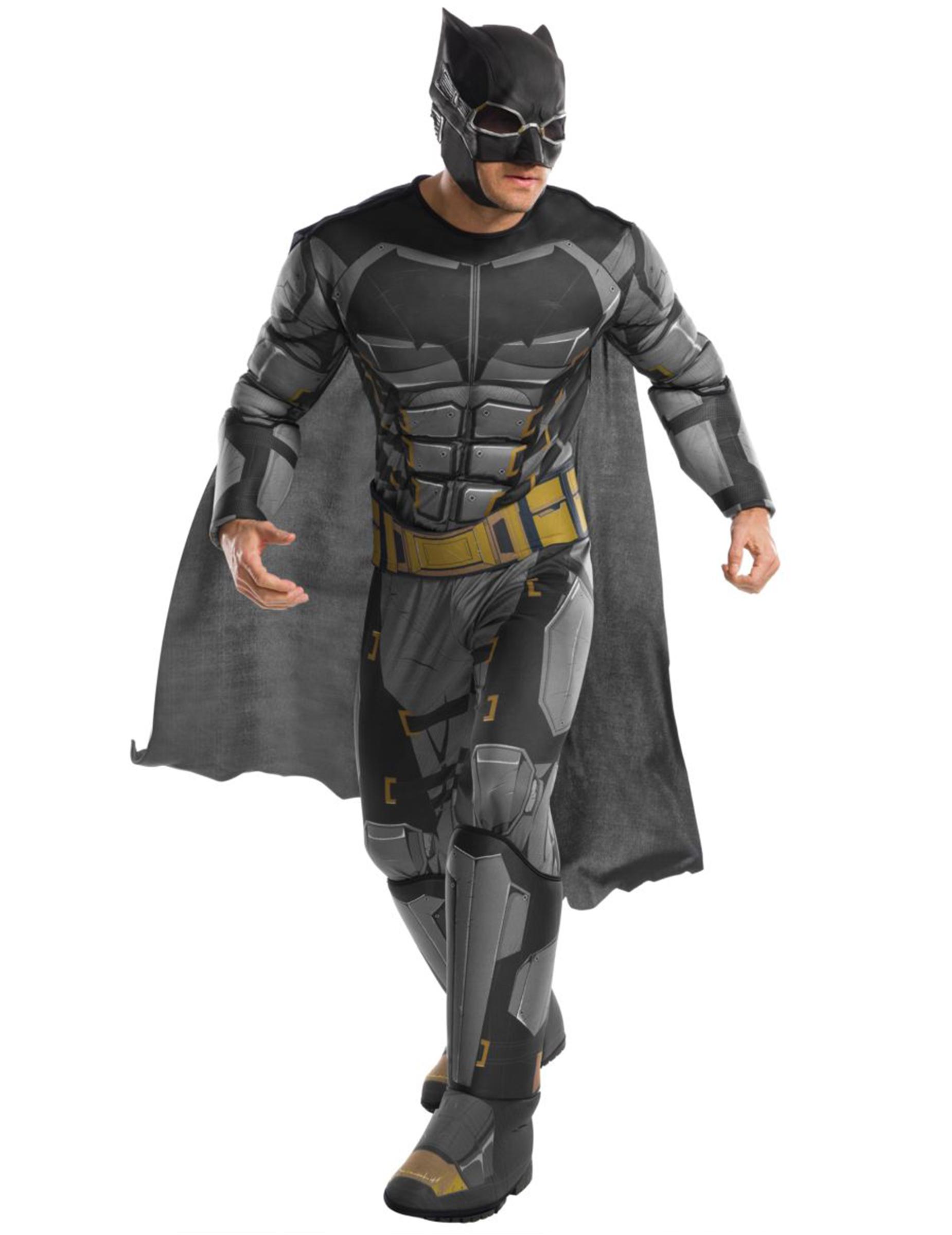 Déguisement deluxe tactical Batman Justice League™ adulte