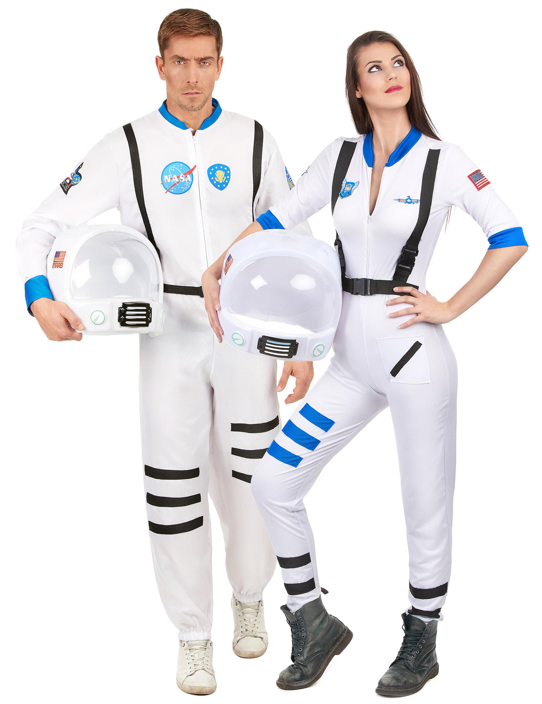 Déguisement de couple astronaute : Deguise-toi, achat de ...