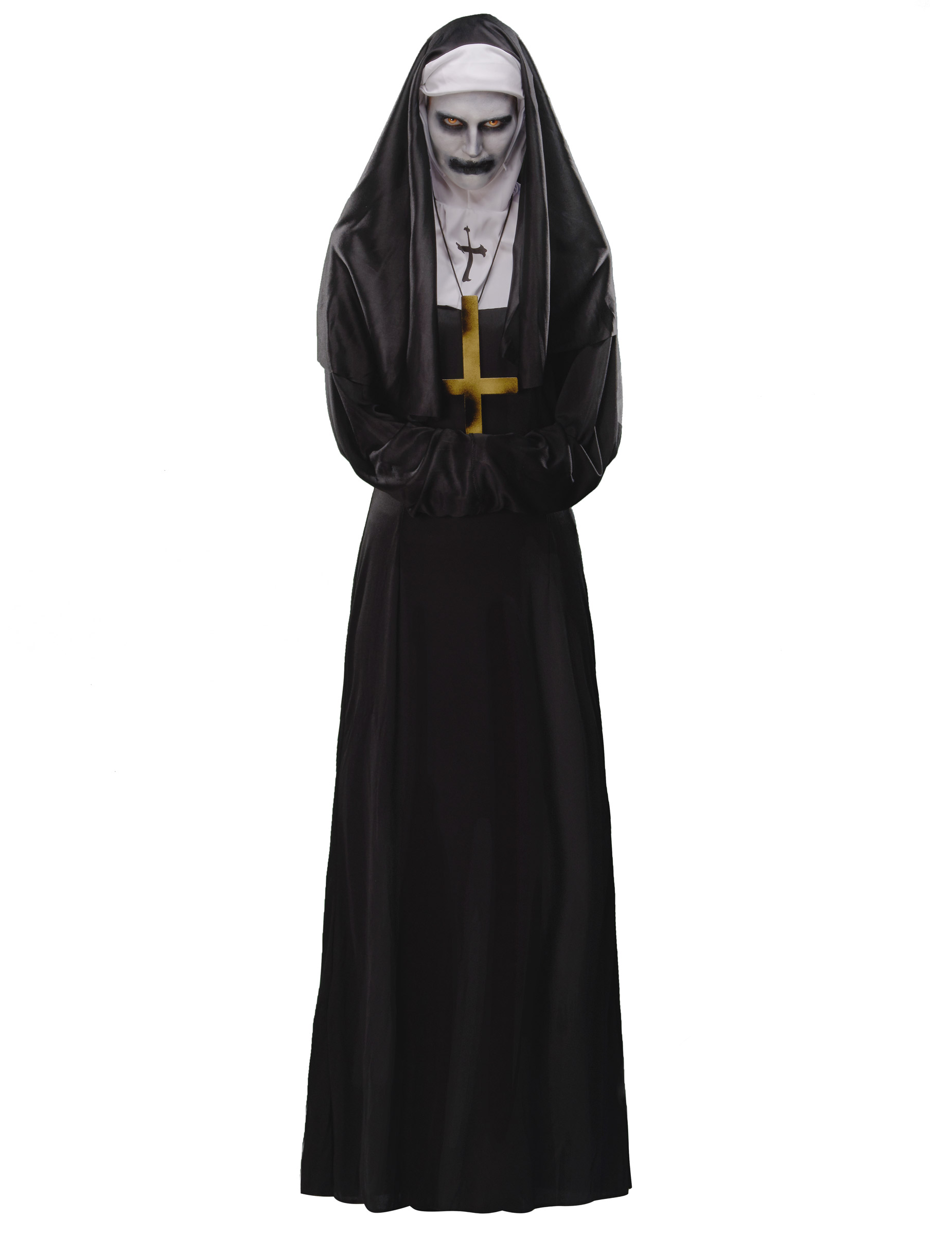 e2707080d86 Pack déguisement nonne démoniaque femme   Deguise-toi