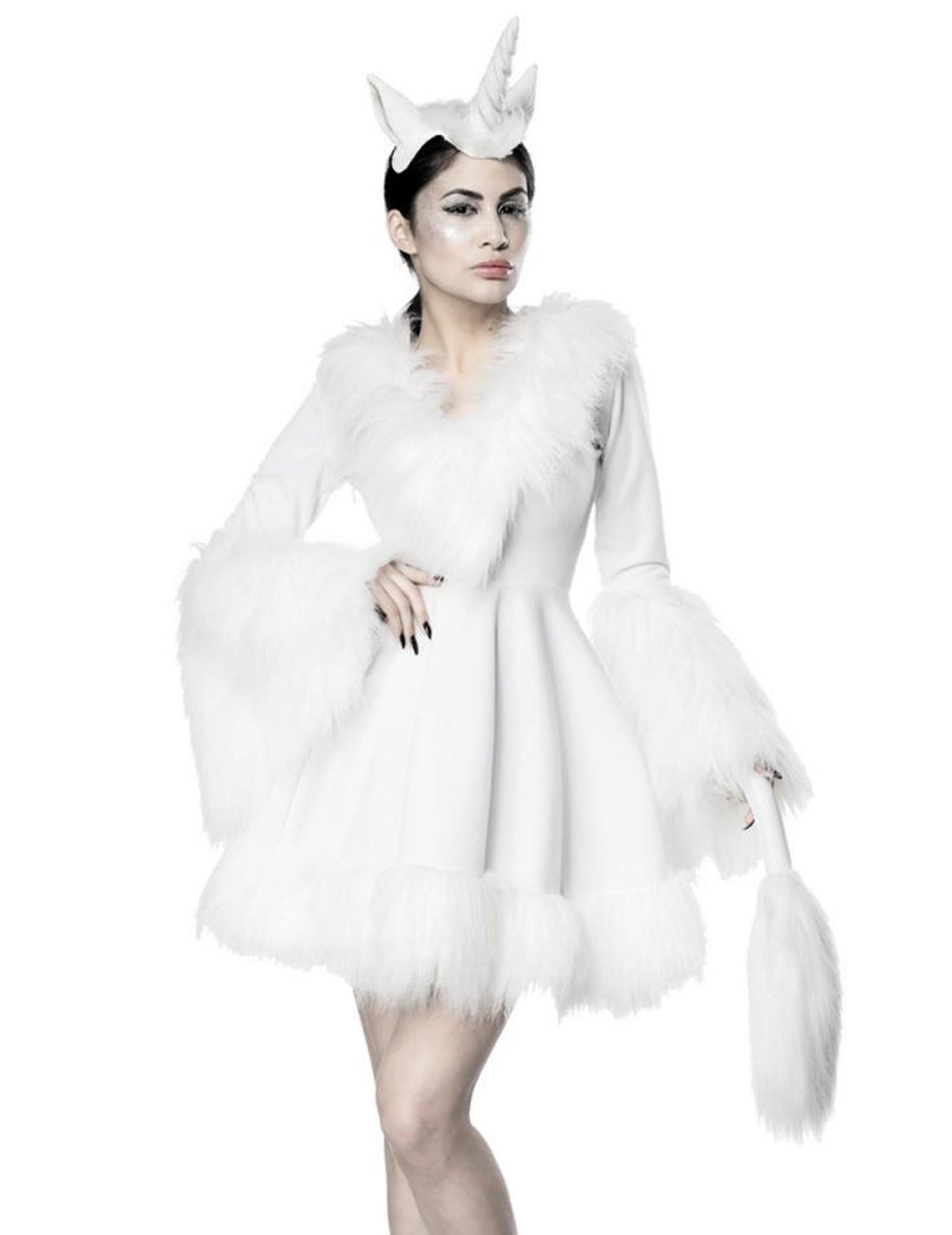 Sexy Déguisement Licorne FemmeDeguise Robe De Blanche ToiAchat fybY67g