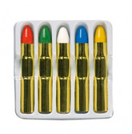 5 crayons maquillage