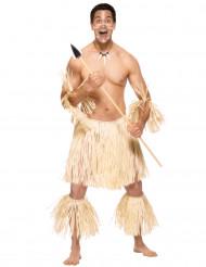 Déguisement guerrier Maori homme