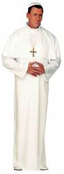 Déguisement pape blanc homme