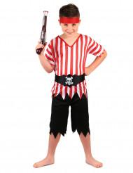 Déguisement pirate tunique garçon