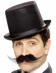 Moustache gentleman adulte