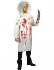 Déguisement docteur ensanglanté homme Halloween
