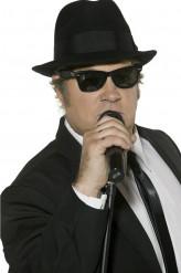 Lunettes noires Blues Brothers™ adulte