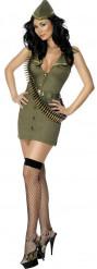 Déguisement militaire femme sexy