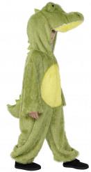 Déguisement crocodile bicolore enfant