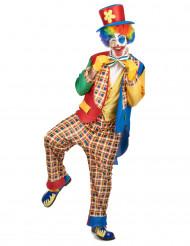 Déguisement clown de cirque homme