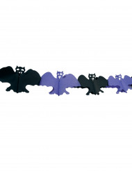 Guirlande chauve-souris Halloween 4 m
