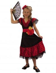 Déguisement espagnole fille