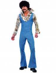 Déguisement disco années 70 ringard homme