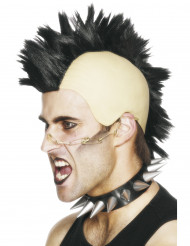 Perruque punk homme