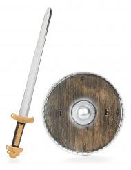 Set viking enfant en plastique
