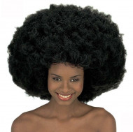 Maxi perruque afro disco adulte
